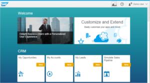 Recursos SAP Fiori