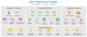 Plataforma SAP Hana